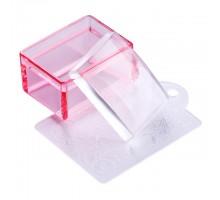 Прямоугольный прозрачный штамп Color Rectangle