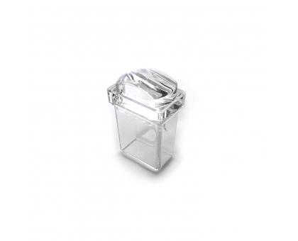 Прямоугольный прозрачный штамп Lesly  MINI Rectangle