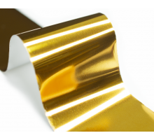 Lesly foil -  yellow gold