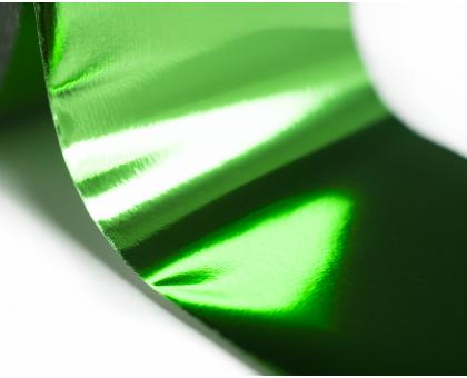 Фольга для стемпинга Lesly - зеленая