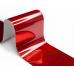 Фольга для стемпинга Lesly -  красная голография