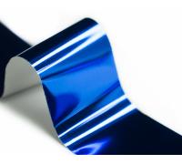 Фольга для стемпинга Lesly -  синяя
