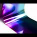 Фольга для стемпинга Lesly -  градиент lilac-violet-blue