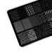 Пластина для стемпинга Lesly 8x12см - Simplicity 1