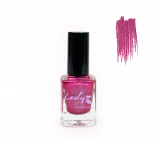 Лак для стемпинга Lesly - Ruby Prism #62