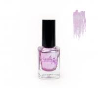Лак для стемпинга Lesly - Shimmer Rose #64