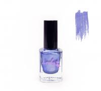 Лак для стемпинга Lesly - Lilac Сhrome #72