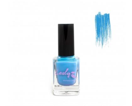 Лак для стемпинга Lesly - Sky Blue