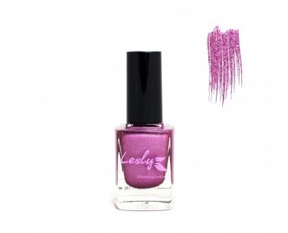Лак для стемпинга Lesly - Prismatic Orchid #24