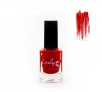 Лак для стемпинга Lesly - Flame Scarlet #05