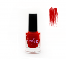 Лак для стемпинга Lesly - Flame Scarlet