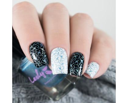 Лак для стемпинга Lesly - Moonlight Prism #25