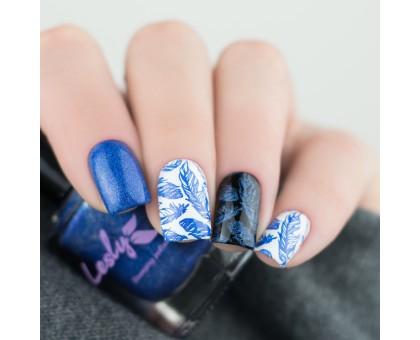 Лак для стемпинга Lesly - Sapphire Prism #55