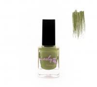 Лак для стемпинга Lesly - Olive #12